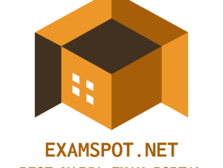 Examspot , Exam runs, Expo Website , 2020 Exam answers