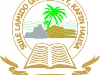 Sule Lamido University Post-UTME Form and Screening for 2020/2021 1