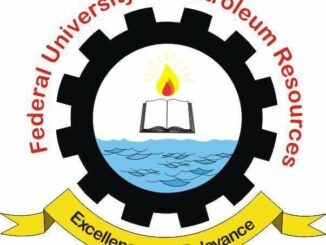 FUPRE Admission List for 2020/2021 Session is out 3